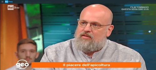 il piacere delle api di Paolo Fontana a geo & geo