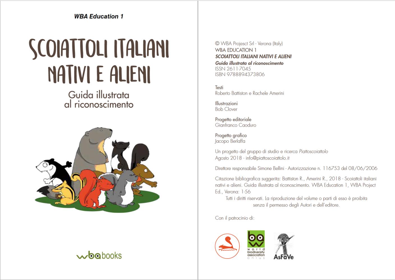 scoiattoli italia wba biodiversirà conservazione specie