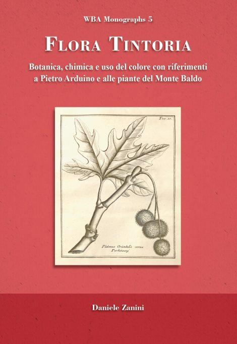 Copertina Flora Tintoria